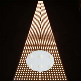 LED ALUMINUM PANEL